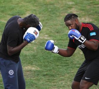 Sparring allowed in next stage for Britain's athletes