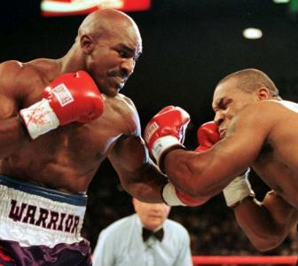Holyfield ready to fight Tyson again