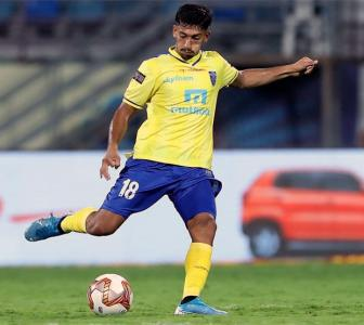 Is he the next big thing in Indian football?