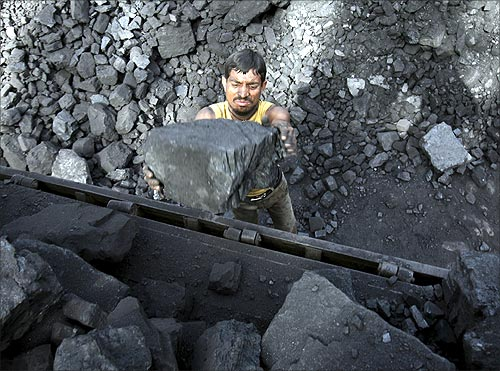How coal mine workers struggle to make a living