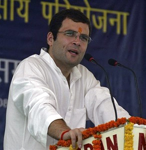 'Rahul Gandhi's report card has been dismal in Bihar and UP'