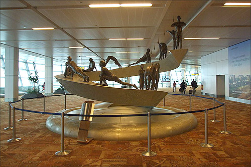 Two Indian airports among the world's best