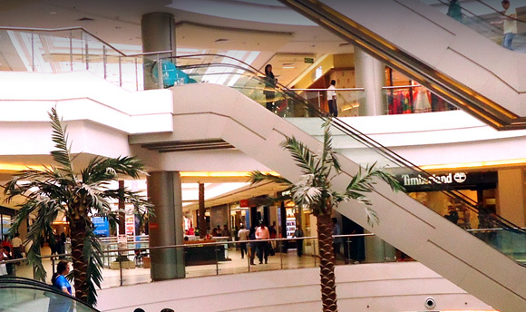 Phoenix Market City Mall.