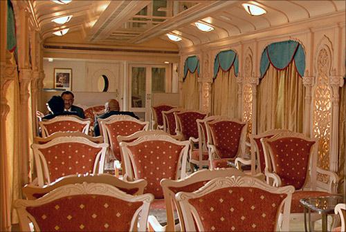 India's amazing luxury trains - Rediff.com Business