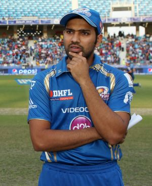 Rohit fined $20,000 for slow over rate