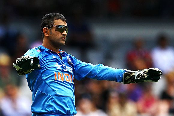 Controversies are part of Indian cricket: Dhoni