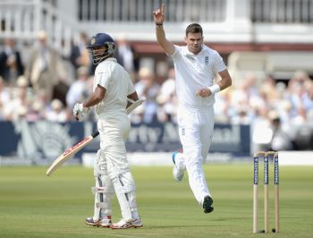 Anderson becomes highest wicket-taker in England