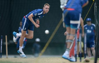 England captain Broad rules himself fit for World T20