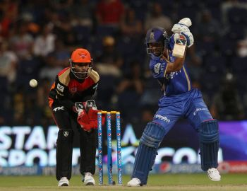 Rahane, Binny guide Rajasthan to a four-wicket win over Hyderabad