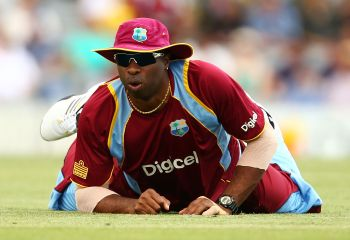 Injured Pollard out of West Indies squad for World T20
