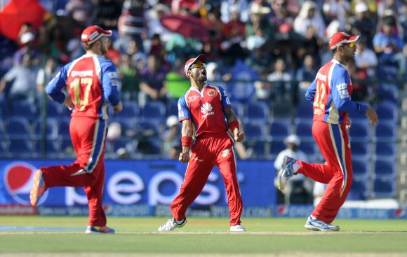 Bangalore look to halt Punjab's victory march
