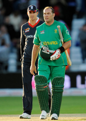 Kevin Pietersen and Jacques Kallis