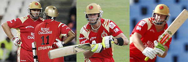 The Bangalore Royal Challengers