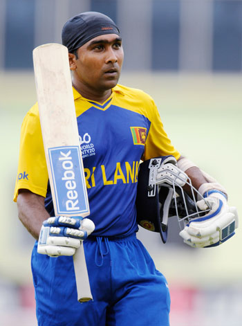 Sri Lanka name Jayawardene, Thirimanne in squad for Asia Cup, World T20