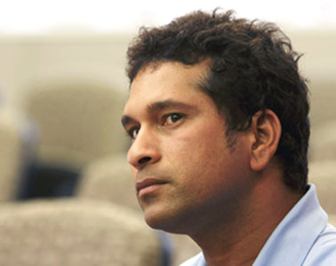 Tendulkar refuses comment on Mudgal Committee report