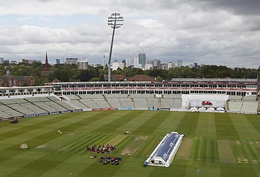 Edgbaston stadium to become COVID-19 testing centre