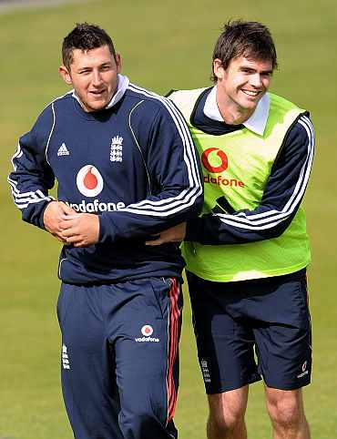Tim Bresnan and James Anderson
