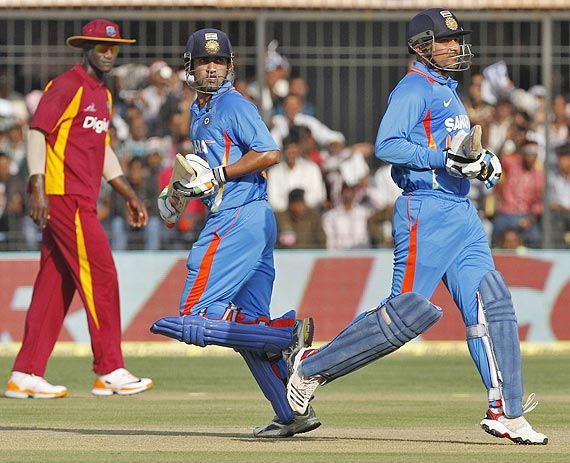 Sehwag surpasses his previous best