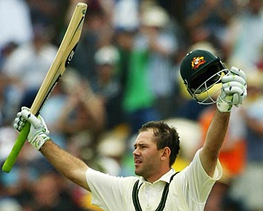 Ponting rues not getting big scores