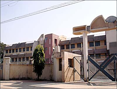DAV School where Dhoni studied and played cricket
