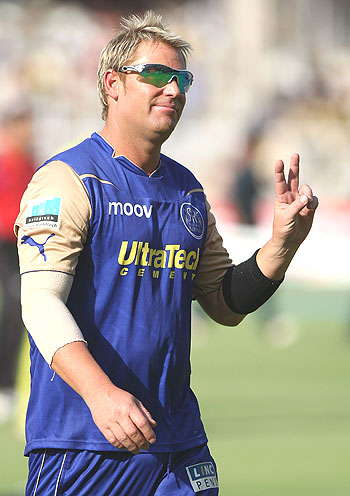 The great Shane Warne never captained Australia. His leadership instincts were seen in full flow when he captained the Rajasthan Royals in the IPL.