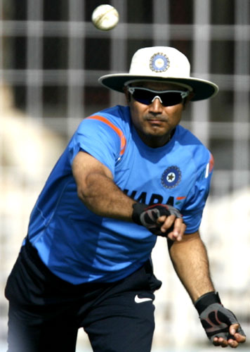 Sehwag's academy was under scrutiny