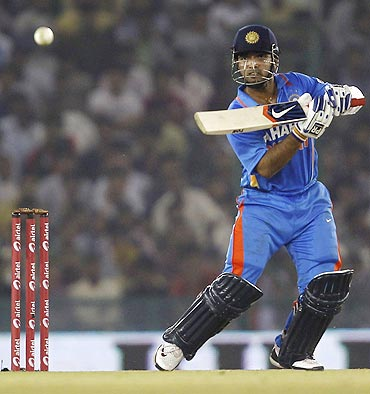 Rahane, Mumbai's lone torch-bearer at Wankhede