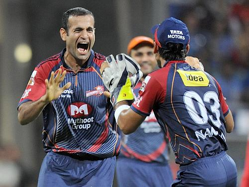 Nadeem has delivered the goods for the Daredevils