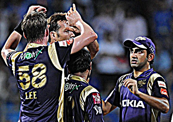 Kolkata depend heavily on Brett Lee
