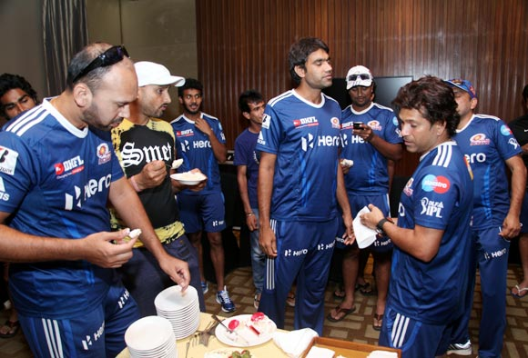Tendulkar's first birthday after his 100th international century