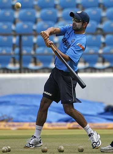 'Gambhir needs to worry about his defence'