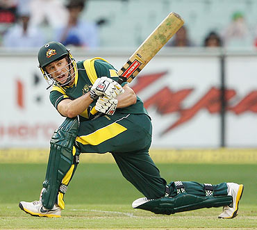 David Hussey harbours hopes of playing Test cricket
