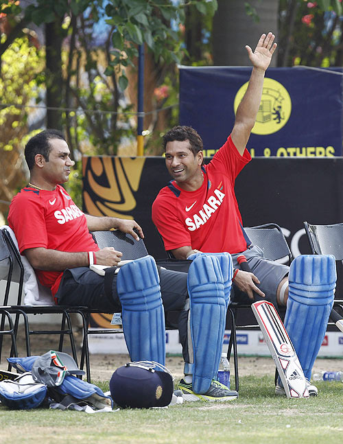 Sehwag, Sachin likely to be 'rested' for Asia Cup