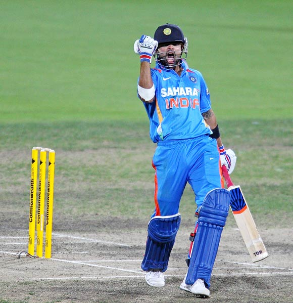 Kohli's magic lifts India to unbelievable win