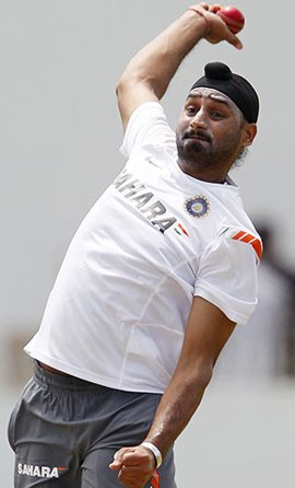 'I have never been bothered about comparisons with Harbhajan'