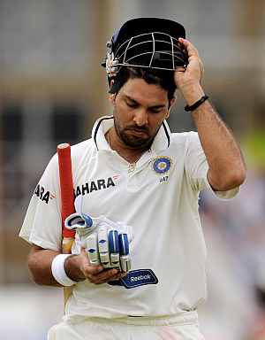 'I am in the Indian team because of Yuvraj Singh'