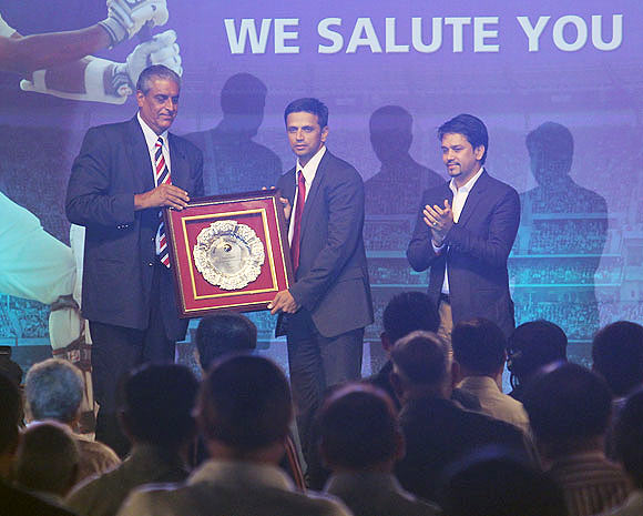 Rahul Dravid: Cricket has given me a lifetime of experiences