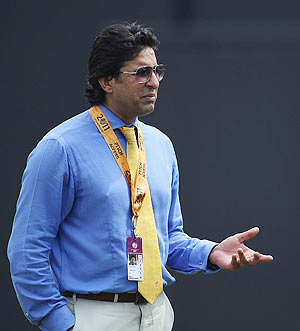 Akram to return as KKR bowling coach for IPL7