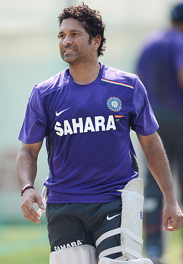 'I am confident Sachin will return to form'