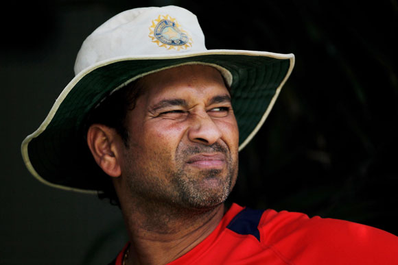 'For the first time people are questioning Sachin's place'