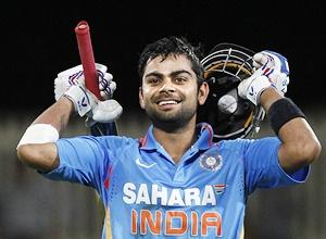 Kohli lone Indian in ICC World T20 XI