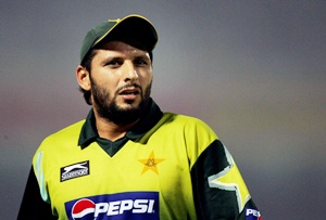 Afridi hits out at Butt for criticising World T20 show