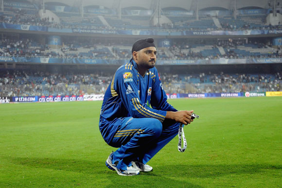 IPL: 'Leaving out Harbhajan was a tactical move'