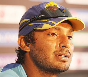 Politics will never curtail spirit of game: Sangakkara