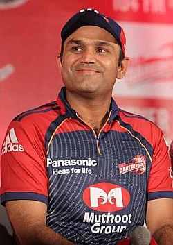 IPL: Delhi Daredevils in trouble; Sehwag doubtful for opener
