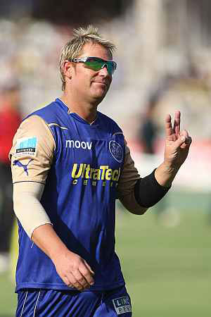 'Warne loved to experiment, with Dravid things are fixed'