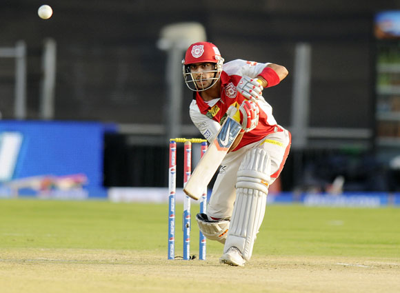 Mandeep Singh of Kings XI Punjab
