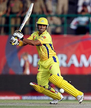 Raina 'loves to bat at No 3' for CSK