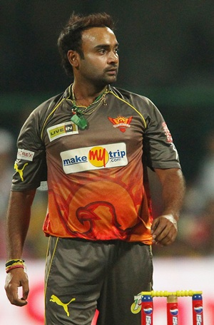 Amit Mishra's 19th over 'trick' sinks Pune