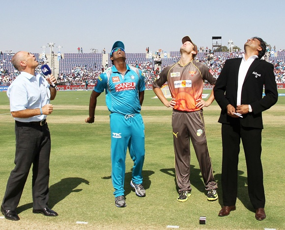 IPL PHOTOS: Pune Warriors v Sunrisers Hyderabad